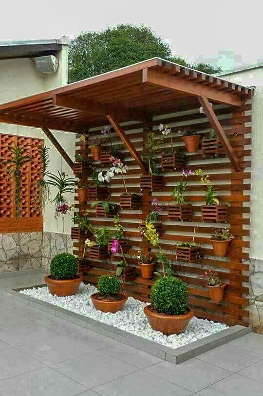 kanopi tanaman
