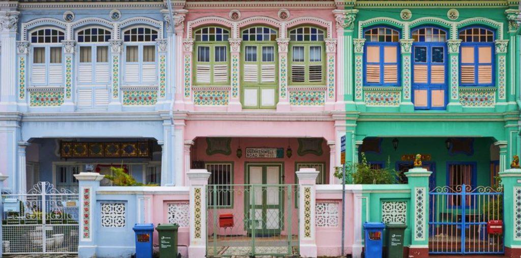 warna elegan rumah minimalis