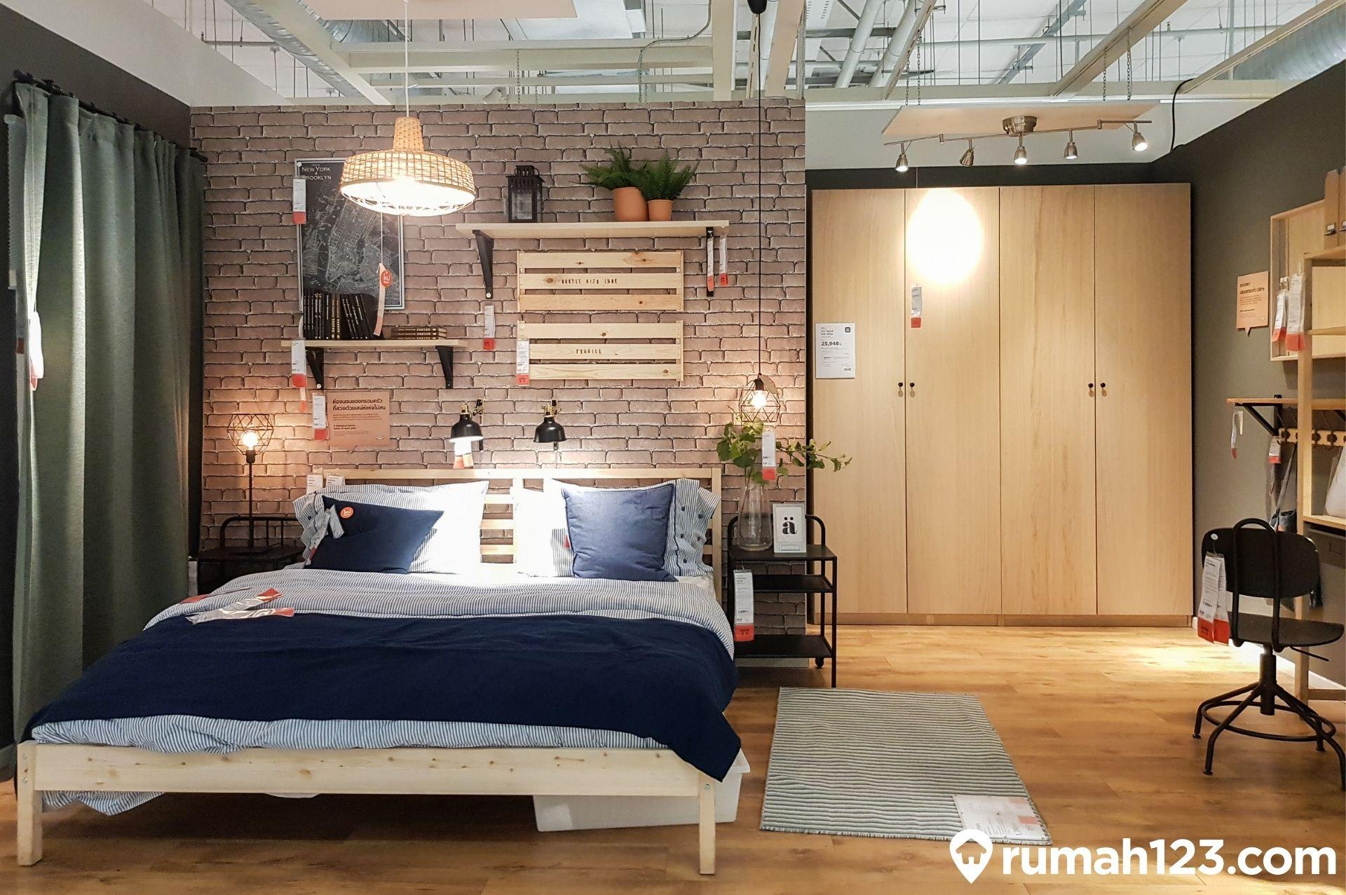 8 Rekomendasi Lemari IKEA Terbaik yang Cocok untuk Rumah Kecil