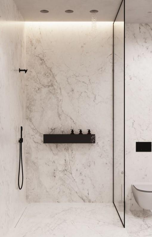 kamar mandi minimalis industrial