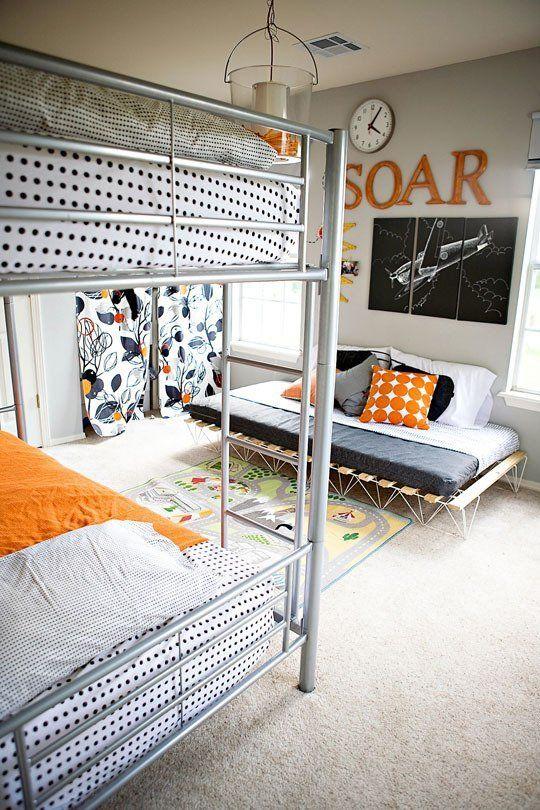 kamar tidur remaja