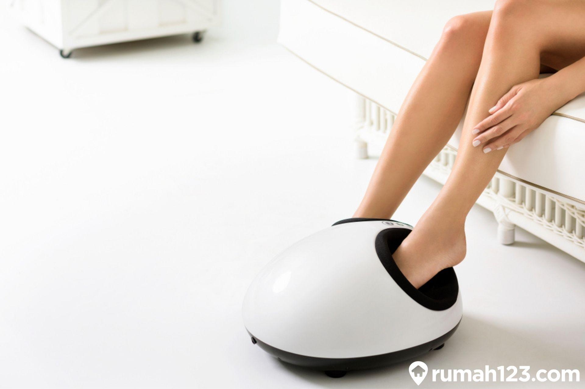 7 Manfaat Pijat Kaki untuk Kesehatan, Bisa Kurangi Stress Hingga Lancarkan Pencernaan
