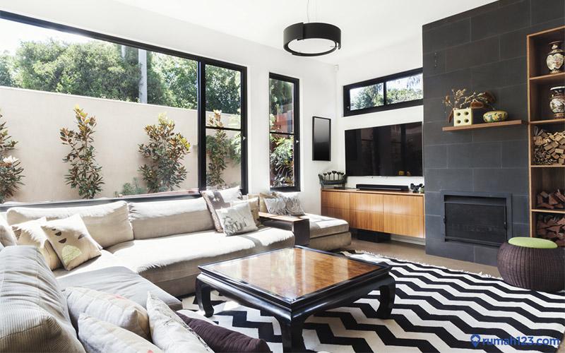 8 Tips Menerapkan Warna Monokrom Pada Interior Rumah. Jangan Sembarangan!
