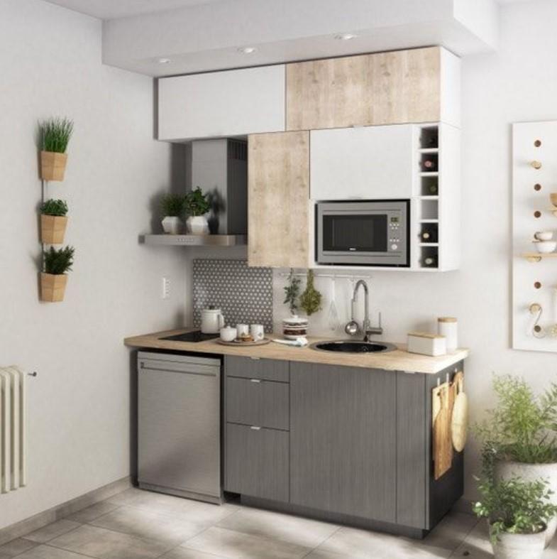 dapur minimalis