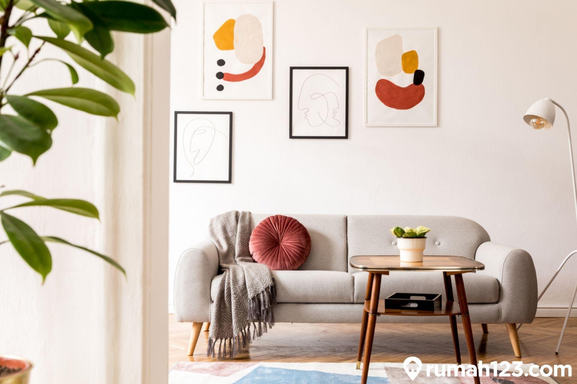 11 Rekomendasi Sofa Minimalis Terbaik Kurang dari Rp2 Juta, Cocok untuk Bersantai di Rumah