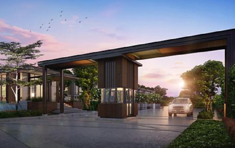 12 Desain Gate Perumahan Mulai dari Minimalis, Mewah, Hingga Futuristik