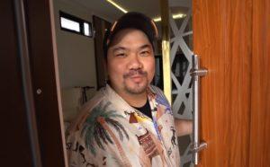 10 Potret Rumah Mewah Nex Carlos Hasil Makan Enak