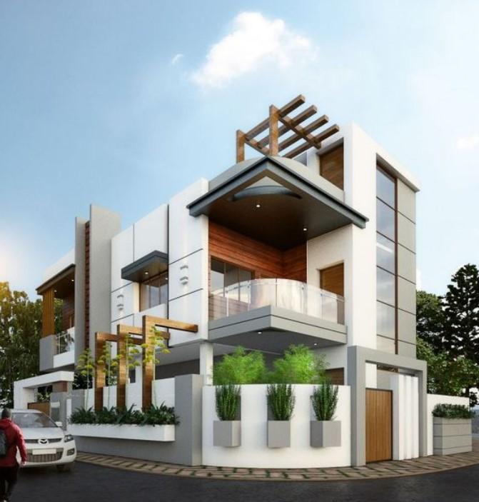 9 Desain Rumah Minimalis 2 Lantai Hook Yang Sangat Mewah Rumah123 Com