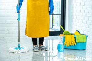 Cara Membersihkan Rumah Secara Cepat dan Efektif Tanpa Membuang Waktu!