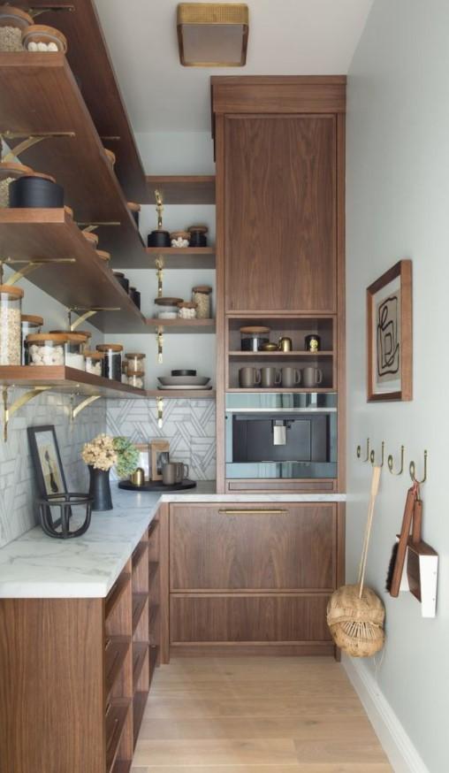 dapur minimalis modern