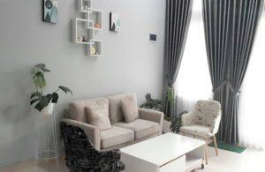 7 Desain Ruang Tamu Minimalis Sederhana Minim Ornamen
