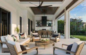 10 Inspirasi Desain Teras Rumah Mewah, Cocok Buat Crazy Rich