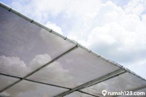 7 Material Atap Rumah Transparan Serta Inspirasi Desainnya
