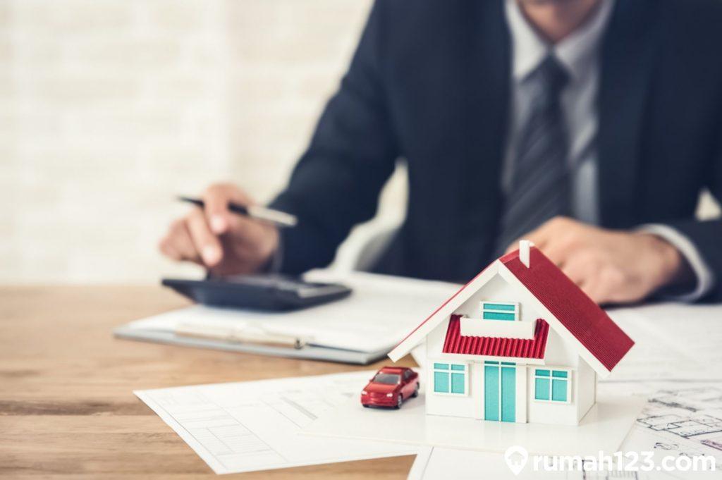 Surat perjanjian beli rumah tunai