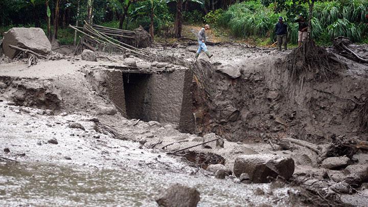 banjir bandang puncak bogor