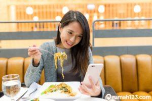 Studi Membuktikan Jika Pola Makan Dipengaruhi Media Sosial
