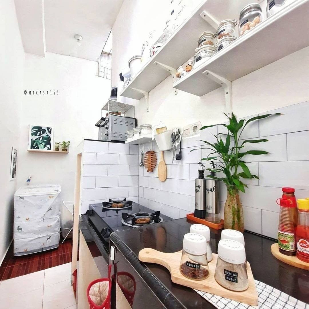 Dapur hijau industrial
