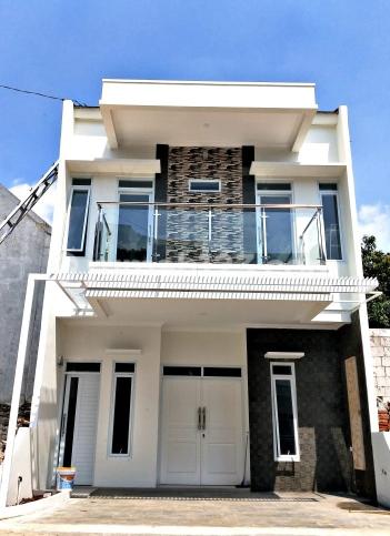 rumah asri jagakarsa