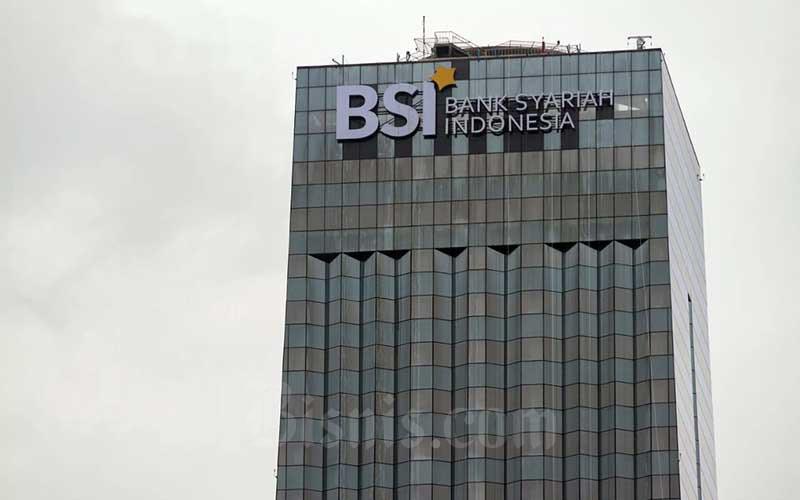 gedung bank syariah indonesia BSI