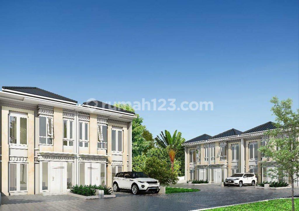 Desain rumah unik di bawah Rp1 miliar