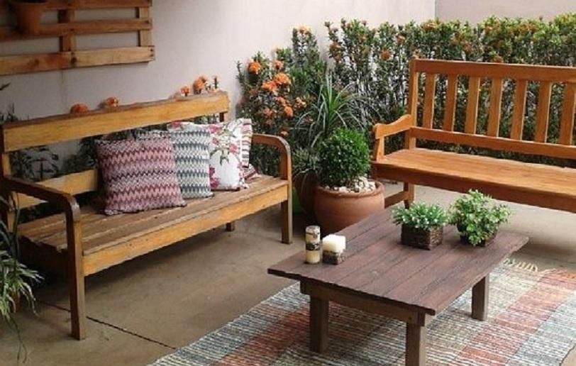 model teras rumah sederhana