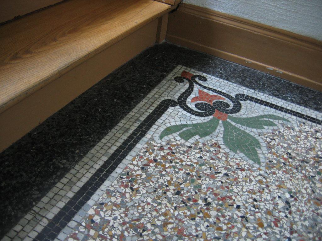 teraso mozaik