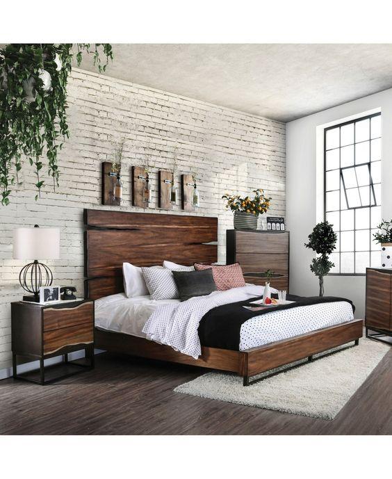 Kamar minimalis klasik