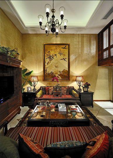 Chinese gothic design