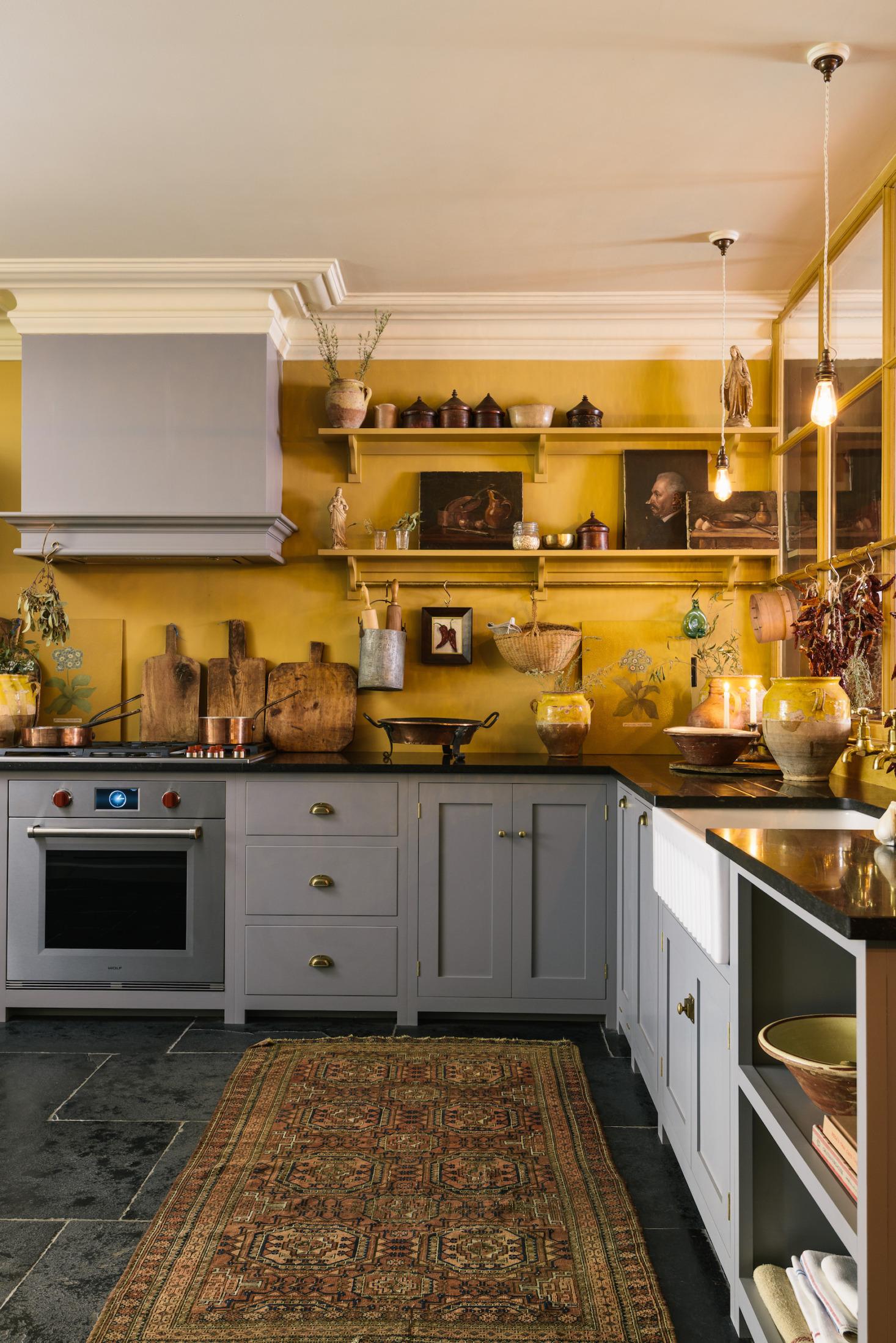 dapur minimalis kuning-1