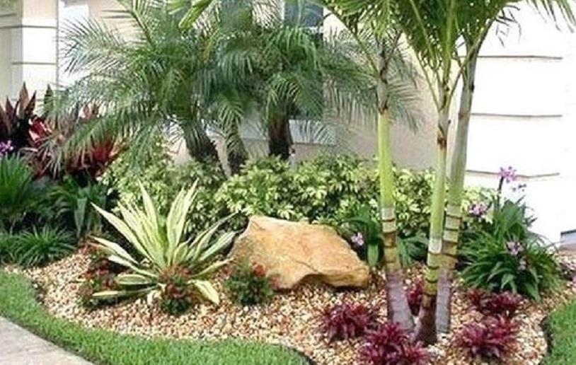 desain tadesain taman depan rumahman depan rumah