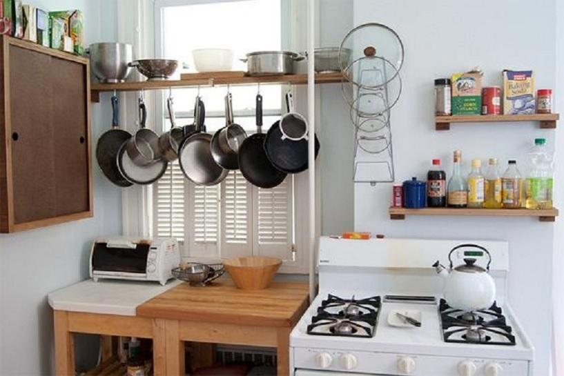 rak dapur gantung
