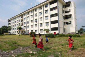 Dalam Proses Pembangunan, Begini Tampilan Rumah Susun untuk Pengemis, Pemulung, dan Manusia Gerobak
