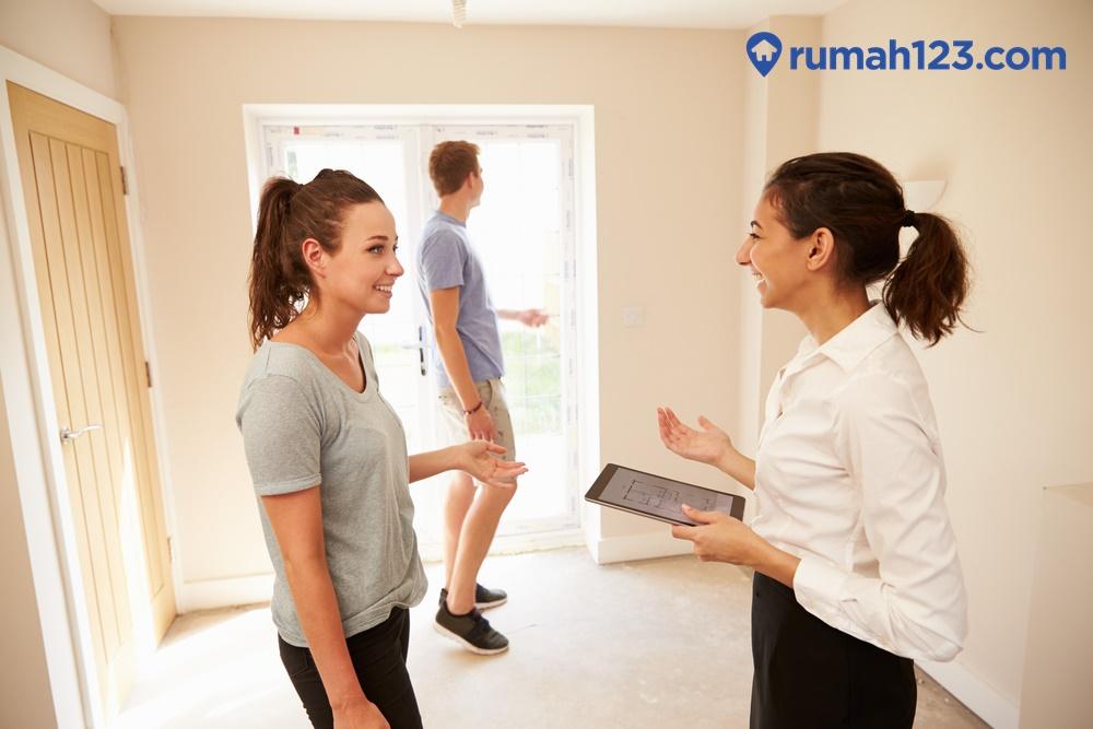 beli rumah lewat agen properti