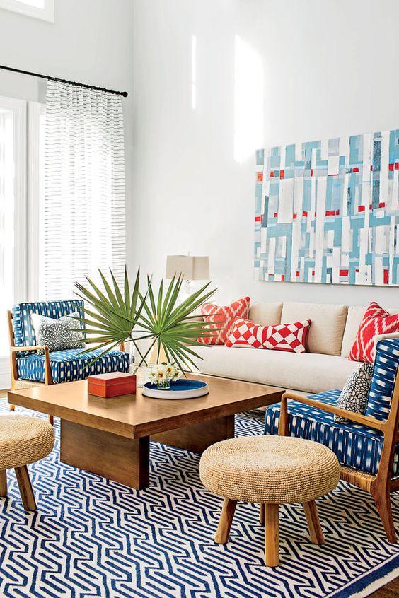 Desain interior apartemen unik