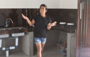 Sempat Tinggal di Bangunan Kayu, Begini Rumah Baru Mimi Peri yang Hampir Selesai