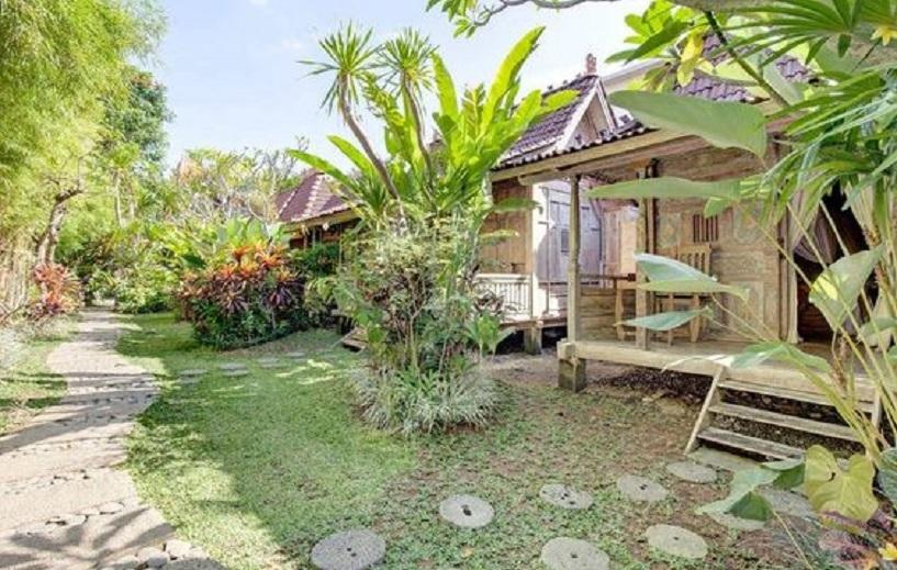 gambar rumah sederhana di desa