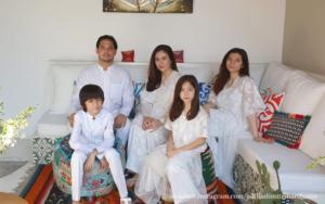 Gugat Cerai Usai 12 Tahun Menikah, Intip Hunian Wulan Guritno dan Anak-anaknya