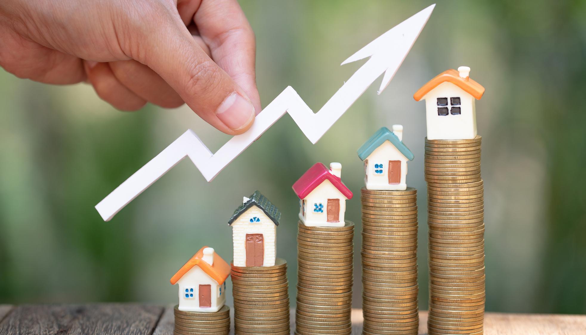 perkembangan harga properti