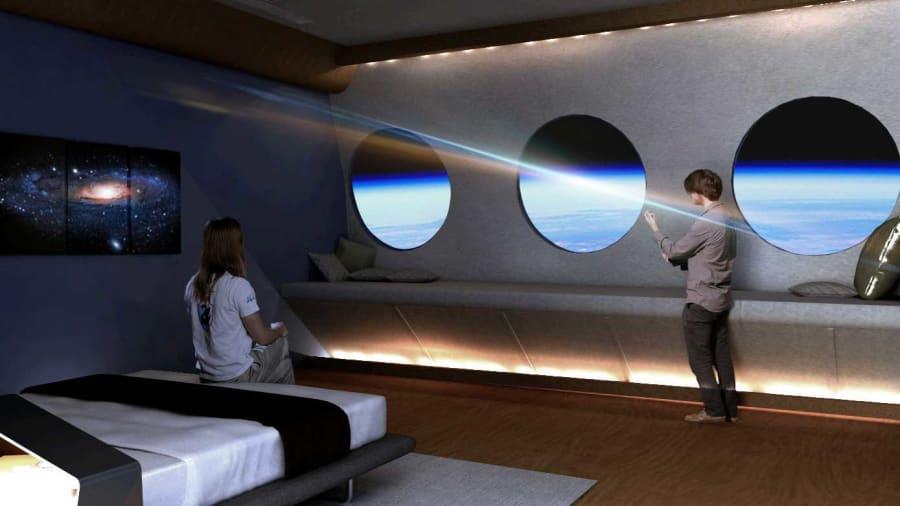 hotel luar angkasa