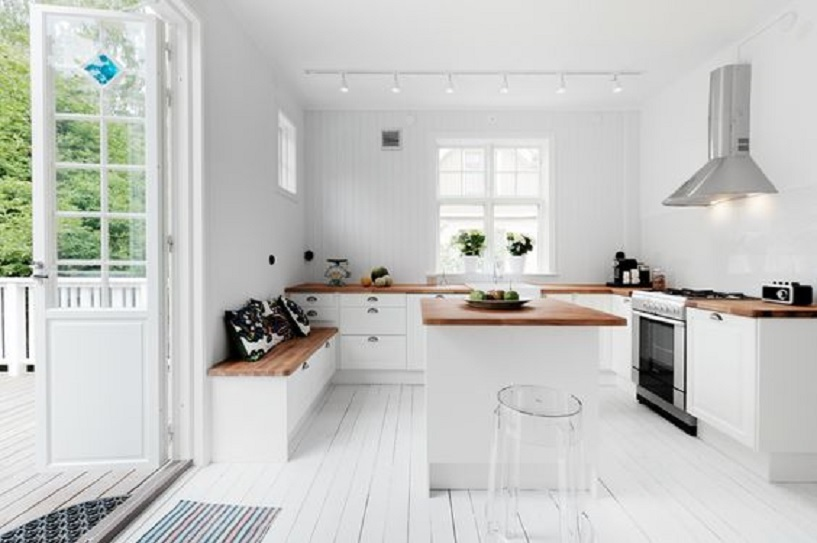 dapur cantik sederhana