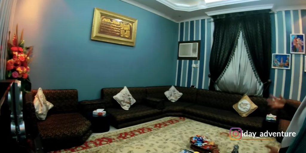 interior rumah mewah tkw