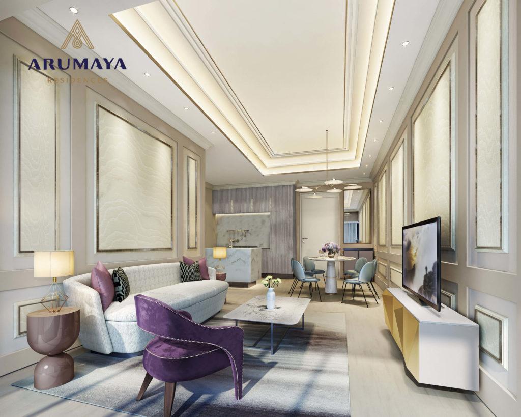 arumaya residences