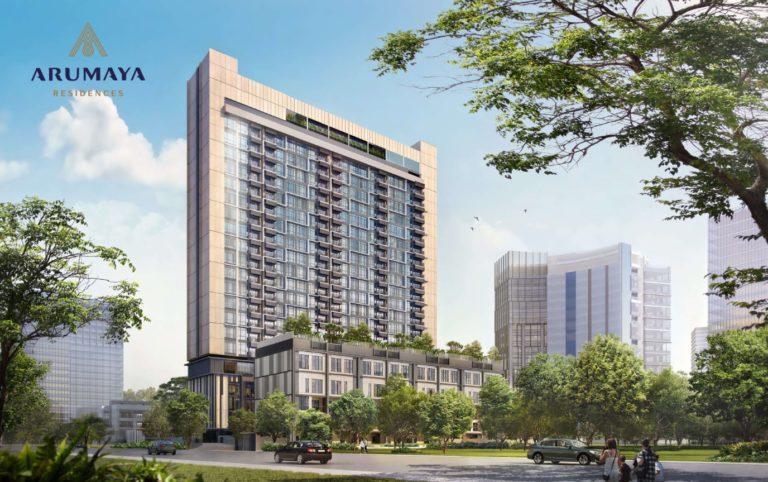Astra Property dan Hongkong Land Gelar Topping Off Arumaya Residences Akhir Maret 2021