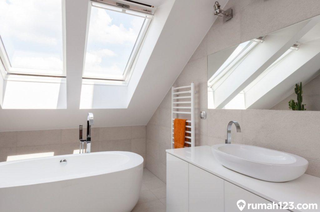 atap kaca skylight