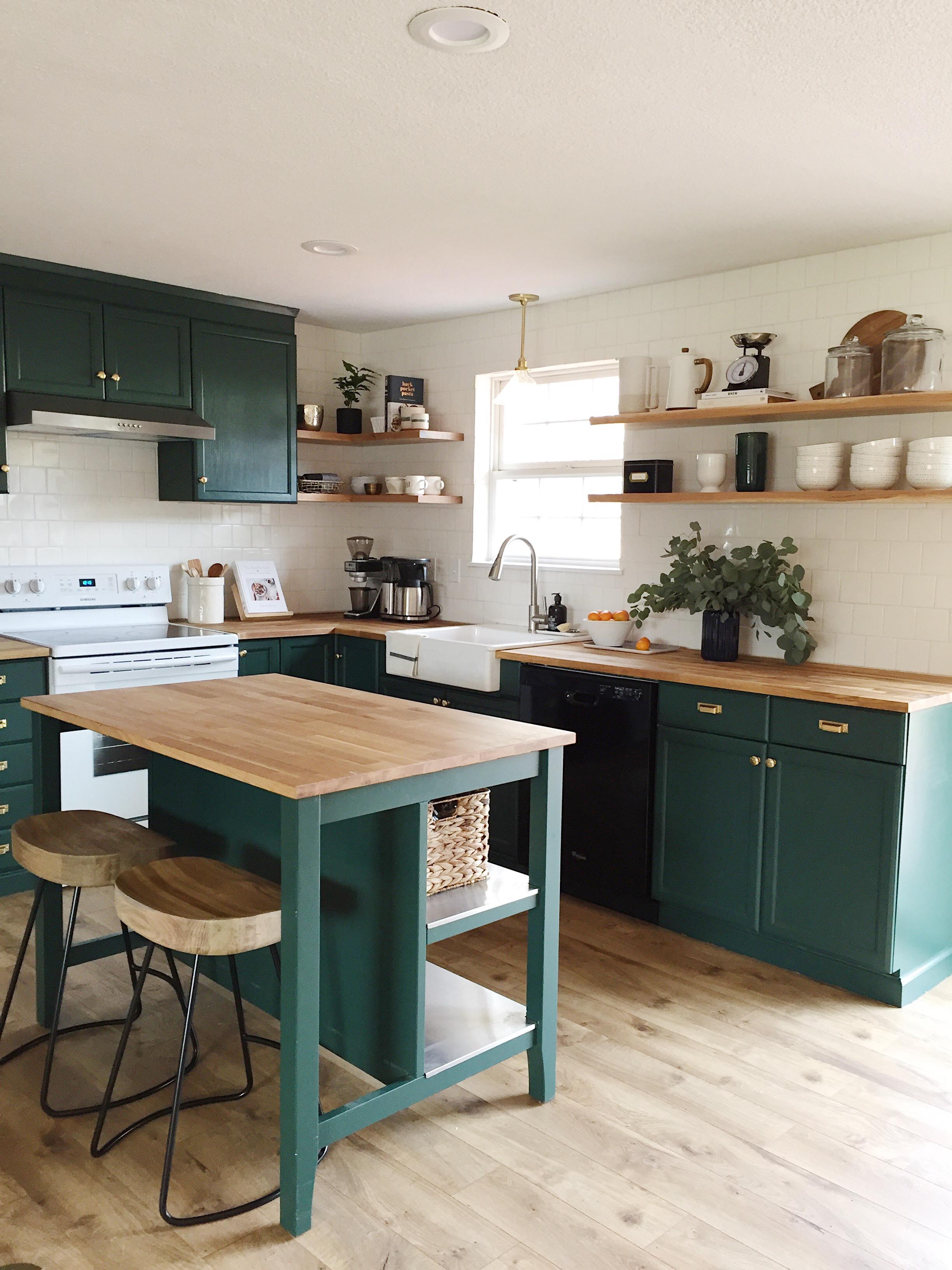 Dapur minimalis sederhana
