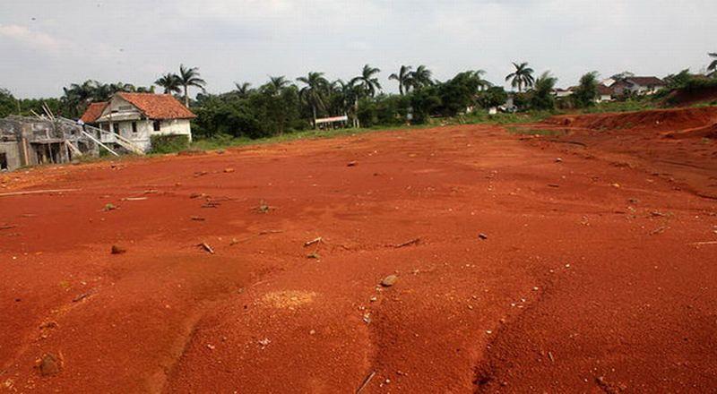 pembebasan lahan