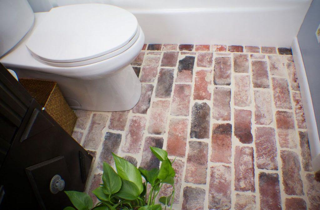 lantai pavers kamar mandi industrial