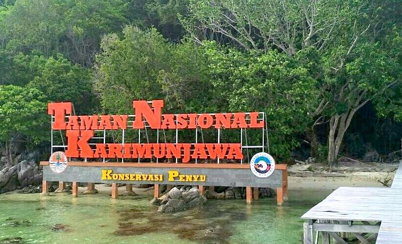 Taman Nasional Karimunjawa