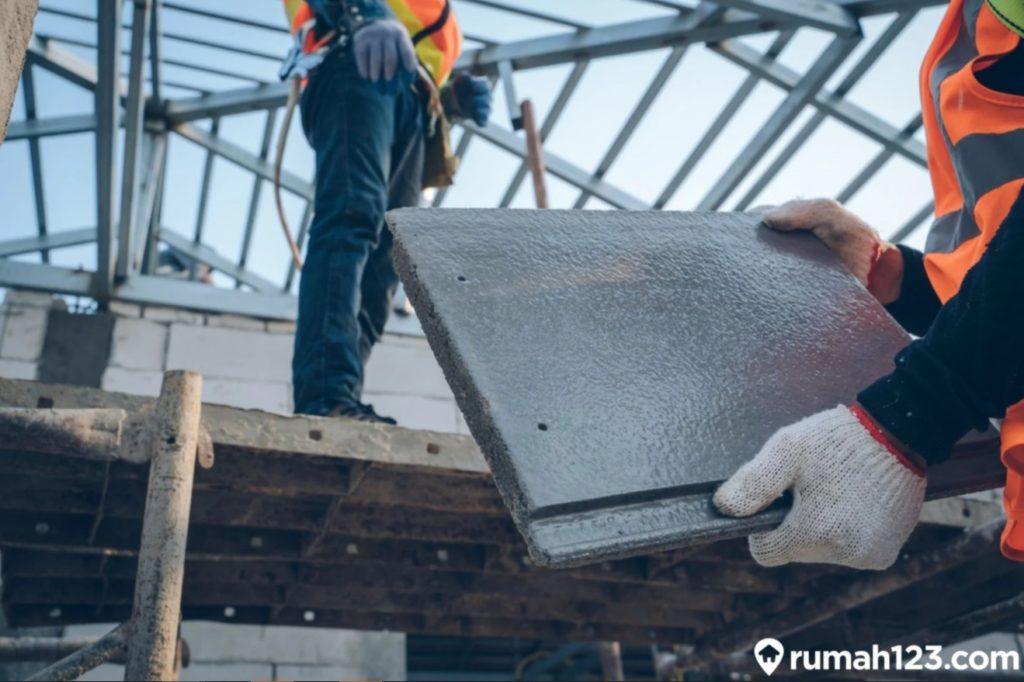 genteng beton
