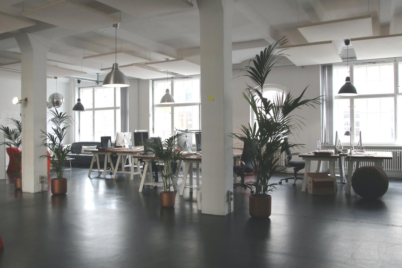 Kelebihan Tata Ruang Kantor Terbuka